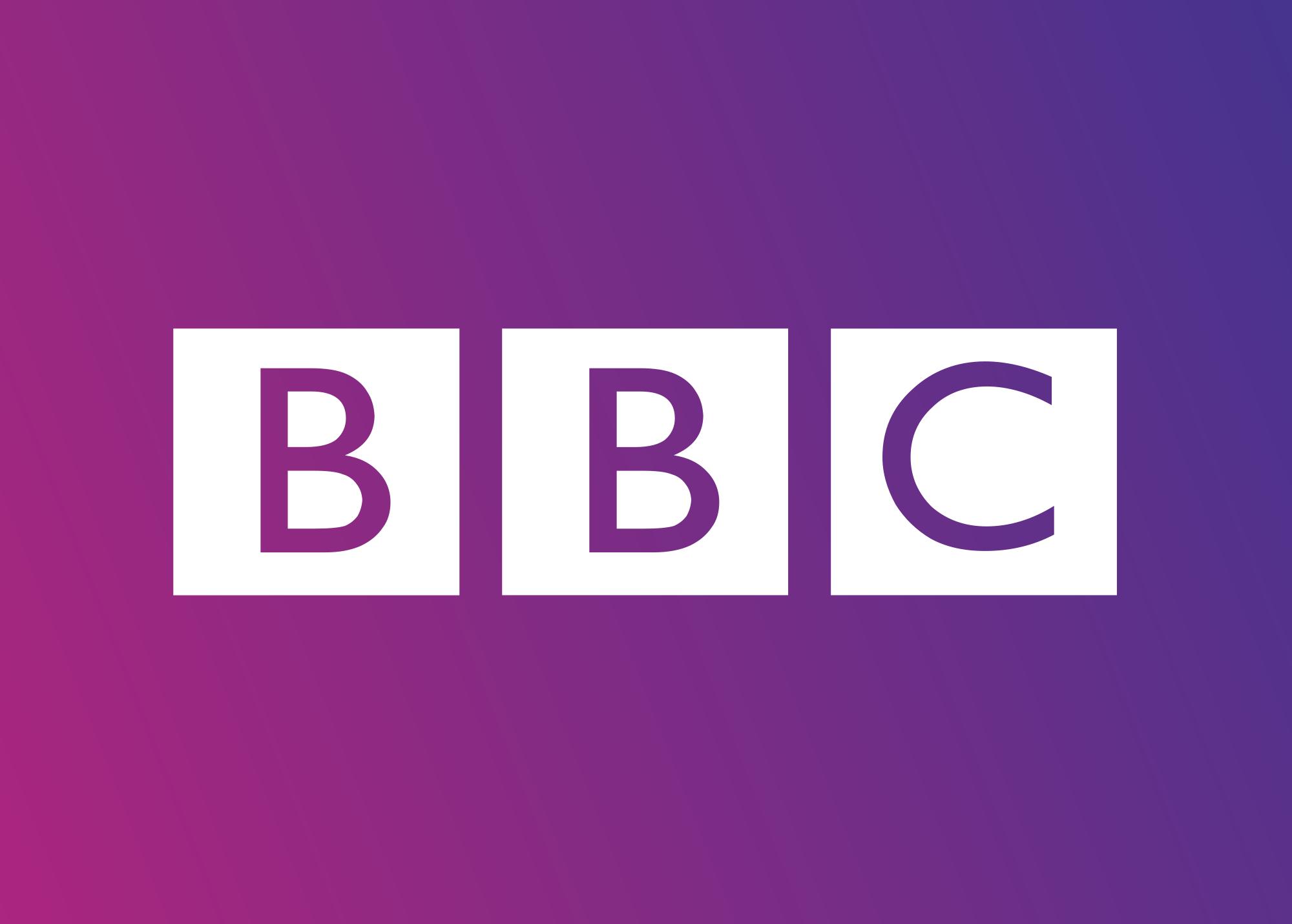 BBCイギリス国営放送ロゴ