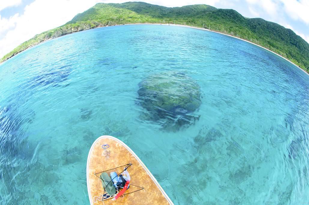 石垣島の美しい海の写真