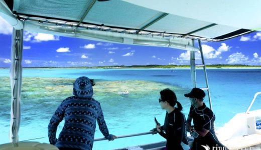 石垣島・八重山諸島を船で旅するエコツアー・2016