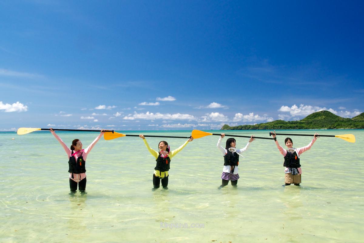 女子旅、SUPツアー!