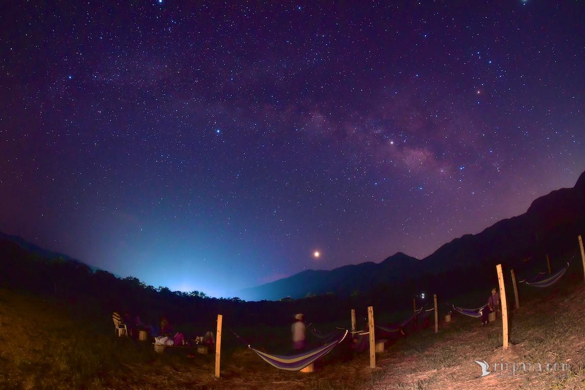 宇宙を眺め、地球を感じる。極上の星空ツアー