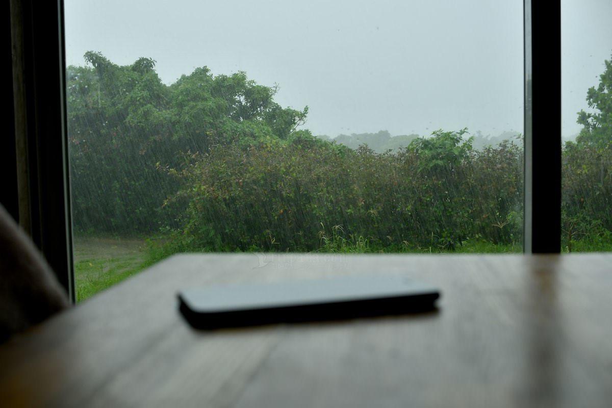「雨台風」のような大雨