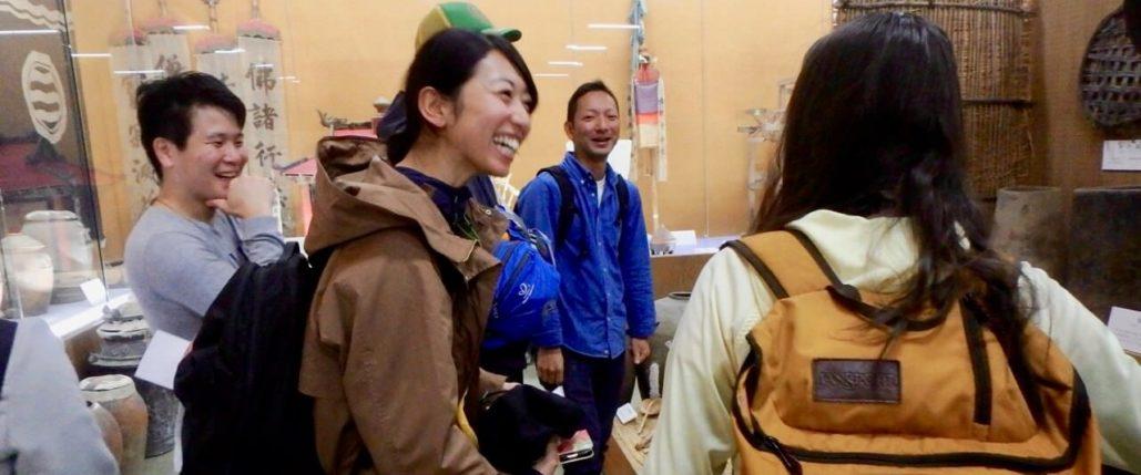 八重山博物館をガイド