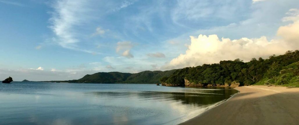 石垣島の秘密のビーチ