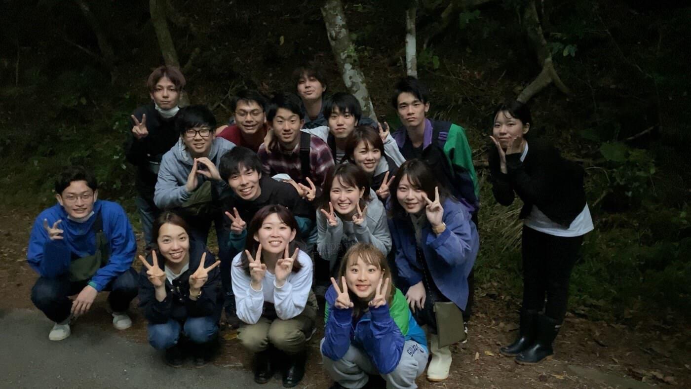 """3月3日 """"ホタルたちの夜""""を感じたホタルツアー"""