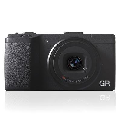 RICOHのカメラGR