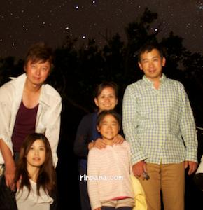 7月25日の星空ツアー!