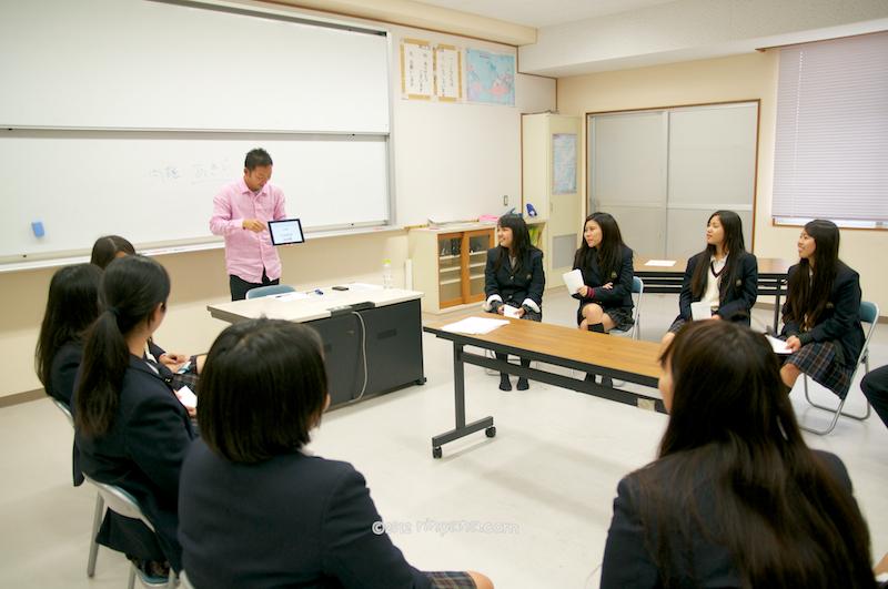 八重山商工高校・島人向け観光ツアー2012 にむけて