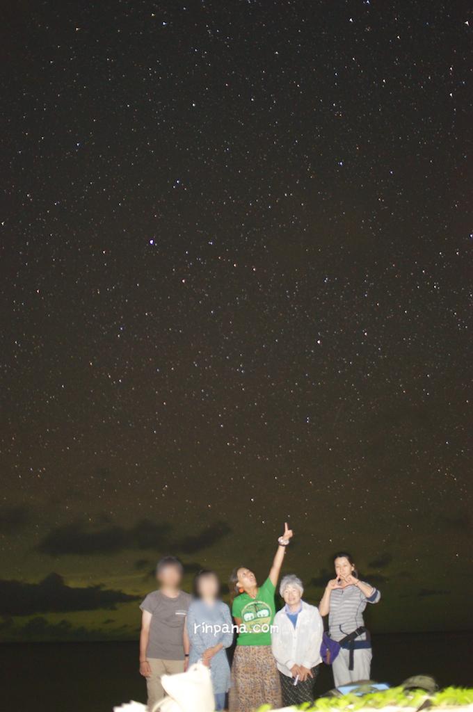 「石垣島に来て良かった!」って言っていただけた、星空ツアー