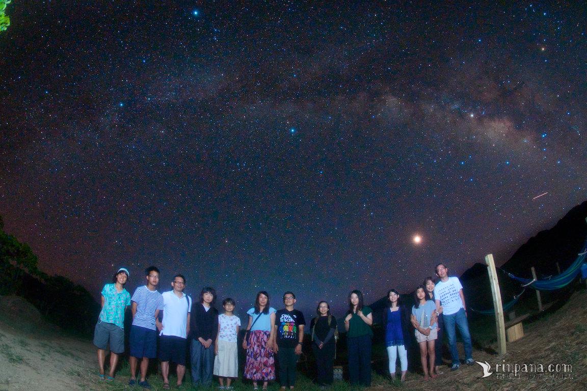 「幸せな気持ちになれました」ガイドも喜ぶほどの星の数!星空ツアー