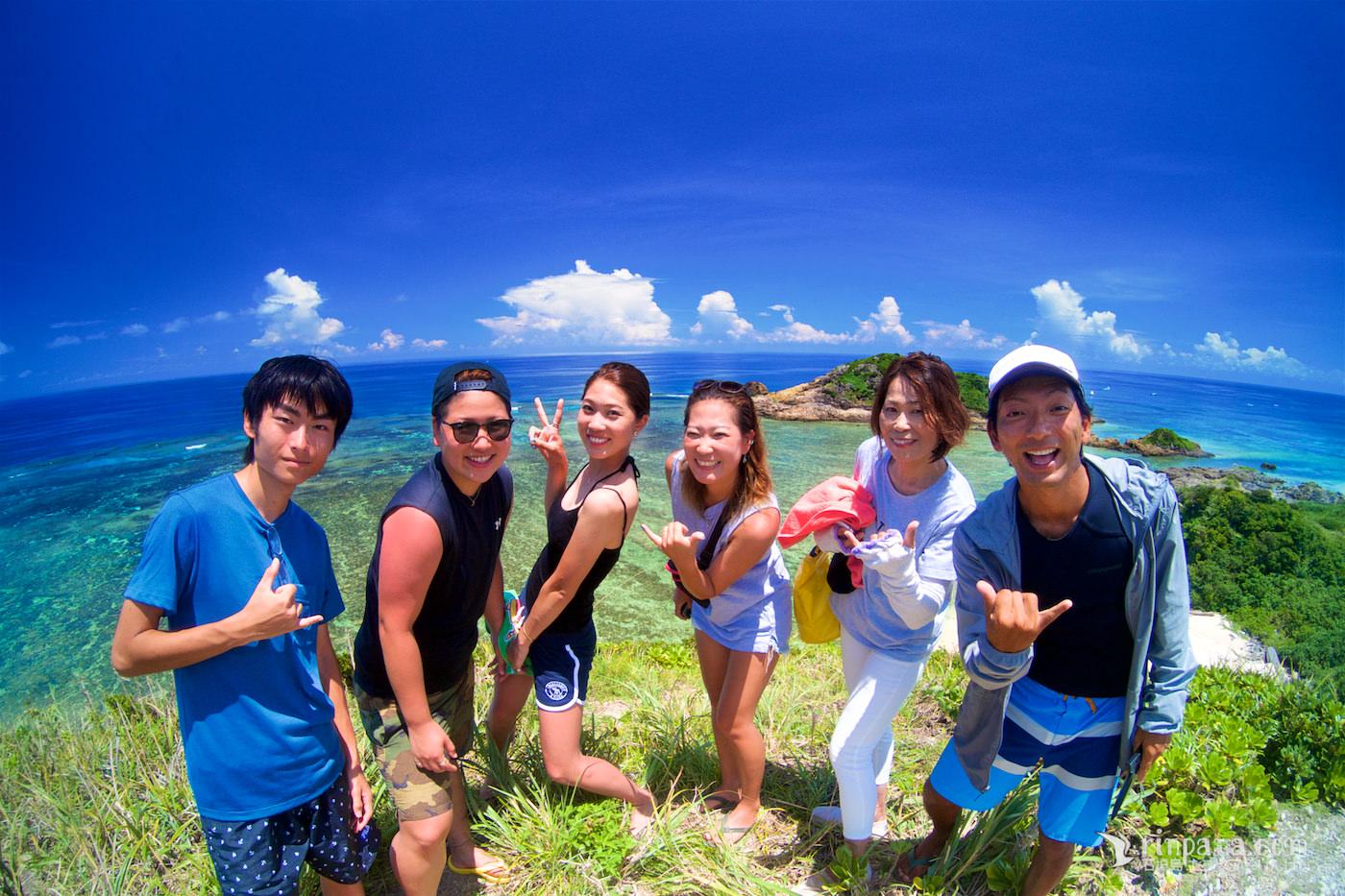 マンタとウミガメ、そして絶景スポットを巡るエコツアーへ!