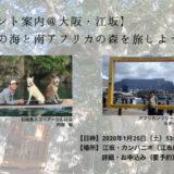 サンゴ礁トークイベント大阪